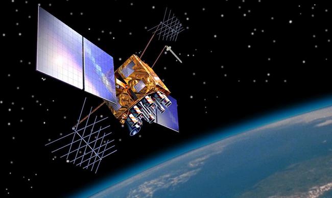 GPS IIR-M satellite