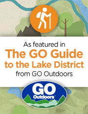 As featured in The GO Guide to the Lake District from GO Outdoors