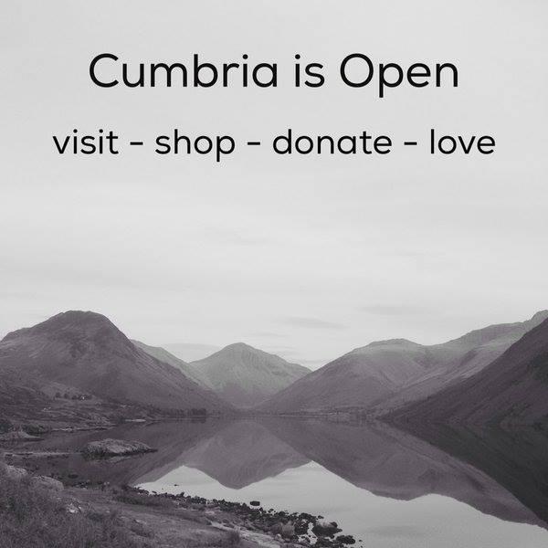 Cumbria is Open