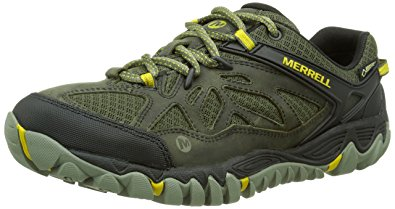 Merrell Men's All Out Blaze Vent Gore-Tex Low Rise Hiking Shoes