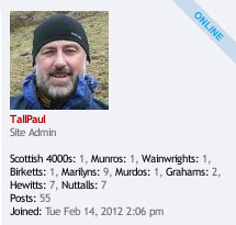 TallPaul forum profile