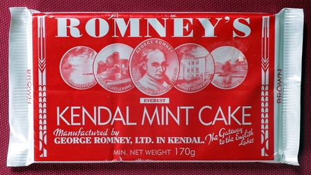 Romney's Brown Kendal Mint Cake