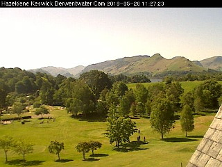 Hazeldene Hotel Derwent Water live video webcam sample image