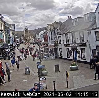 Visit Keswick webcam