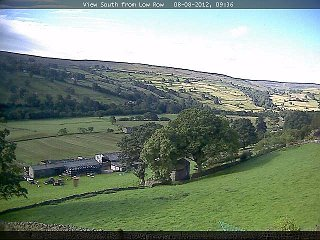 Swaledale webcam sample image
