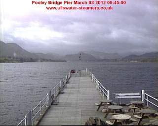Ullswater Steamers webcam sample image