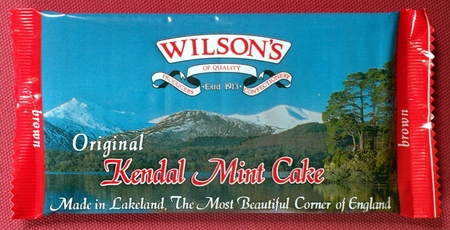 Wilson's Brown Kendal Mint Cake