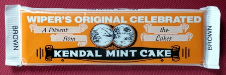 Wiper's Brown Kendal Mint Cake