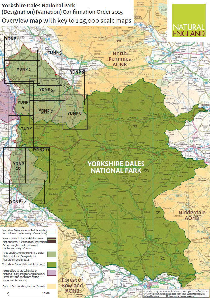 WalkLakes  Our National Park is getting bigger on Monday