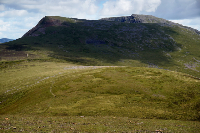 Little Dodd, Red Pike and High Stile