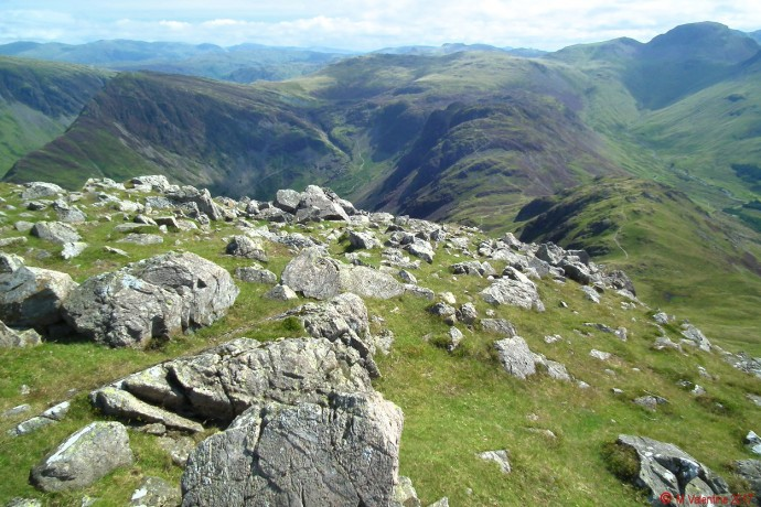 Seat, Haystacks, Fleetwith Pike.