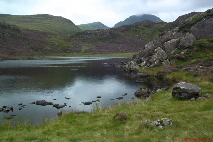 Blackbeck Tarn.