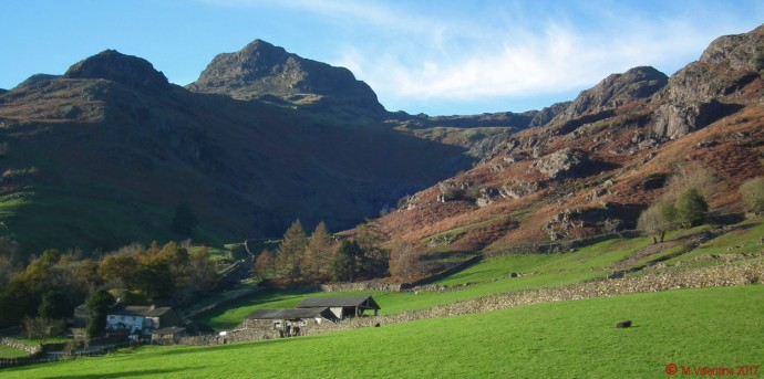 Harrison Stickle afternoon sunshine.