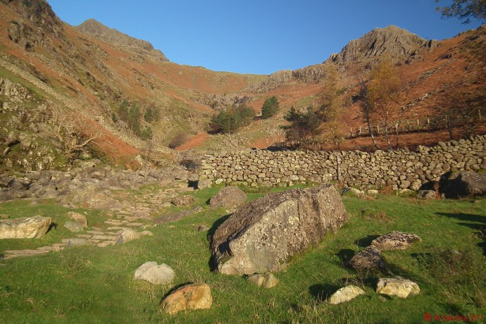 Harrison Stickle & Tarn Crag.