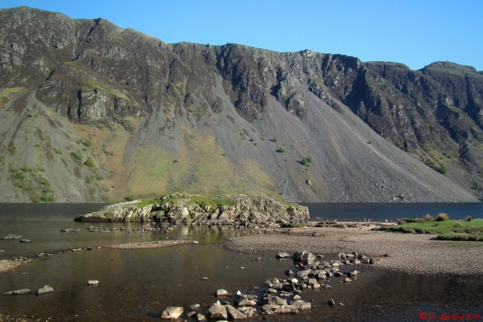 The Screes.