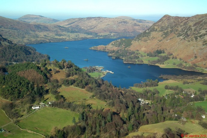 Ullswater from Thornhow End.