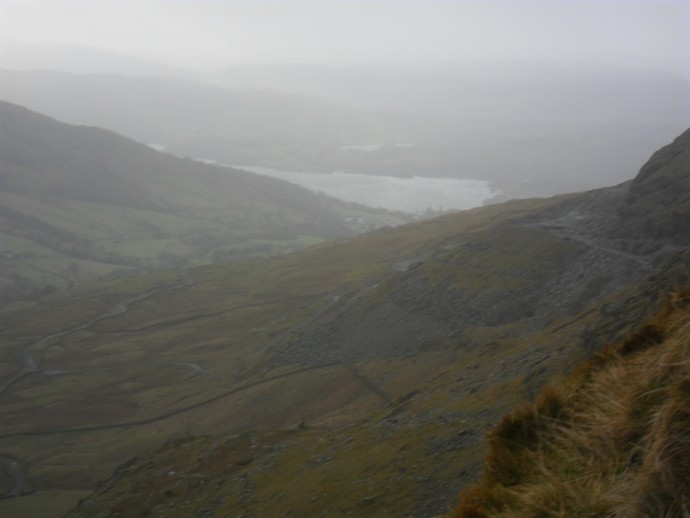 Windermere from Red Screes