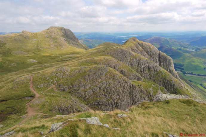 Harrison Stickle, Gimmer Crag, etc.
