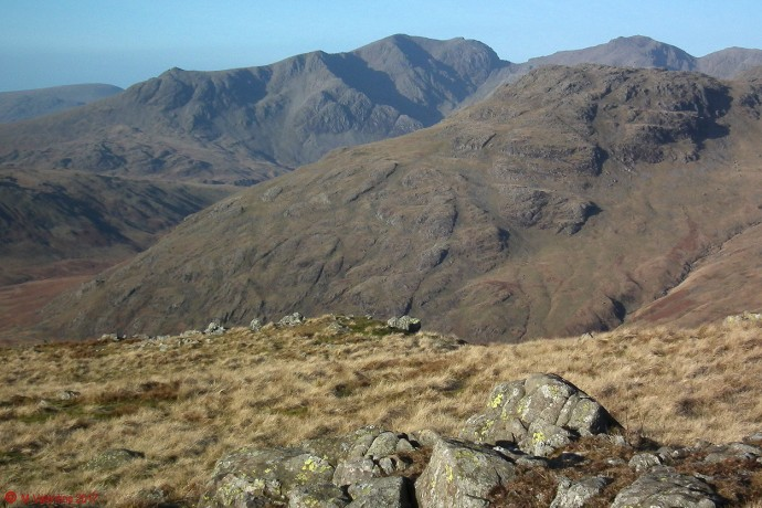 The Scafells.
