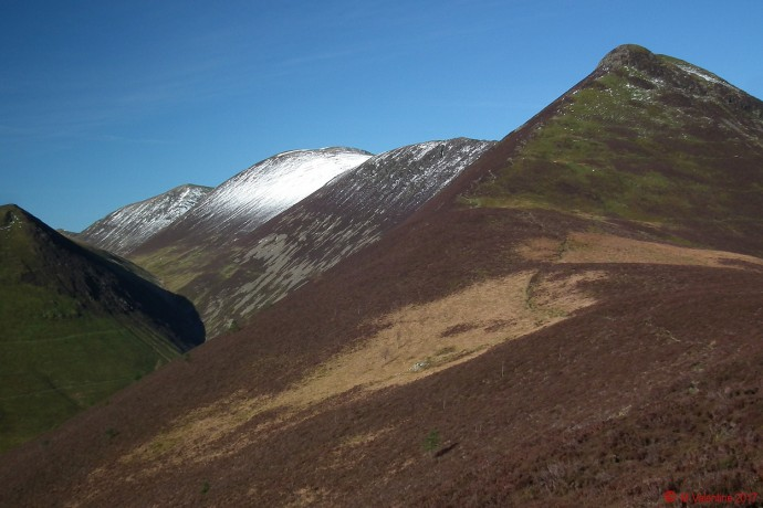 Causey Pike, Scar Crags, Sail, etc.