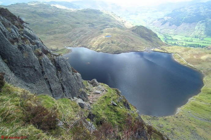 Stickle Tarn.