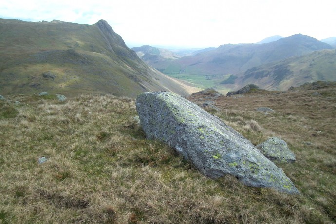 Pike O'stickle from Black Crags.