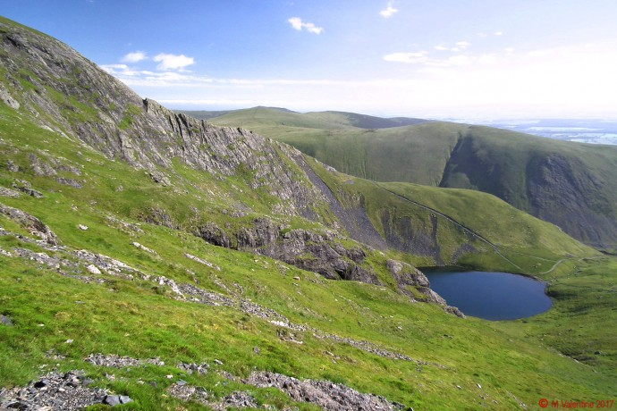 Sharp Edge and Scales Tarn.