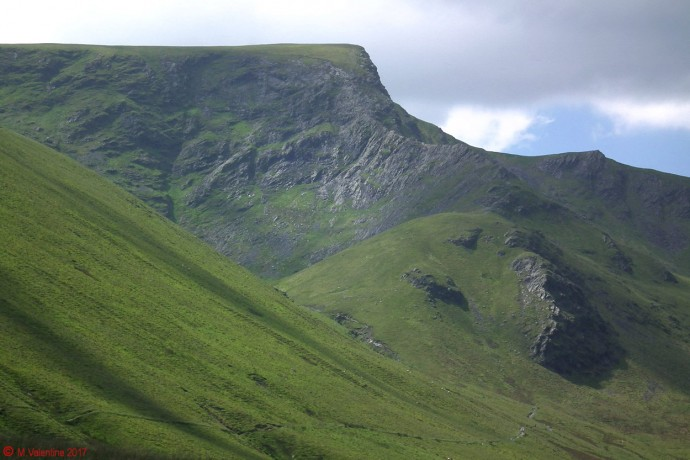 Sharp Edge from Mousthwaite Comb.