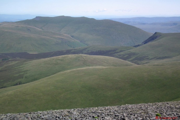 Blencathra & Lonscale Pike.