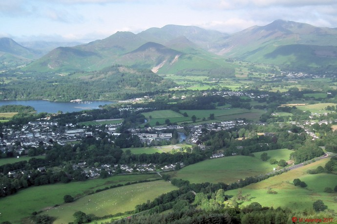 Causey Pike, Grisedale Pike, etc.
