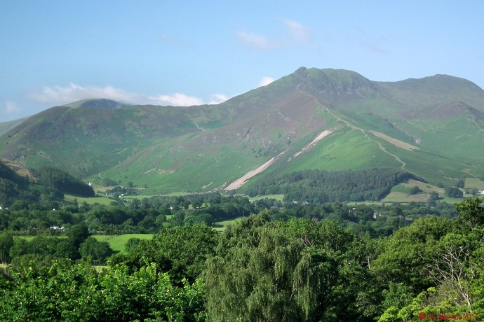 Causey Pike, Barrow, etc.